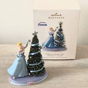 Disney Cinderella Hallmark Christmas Ornament